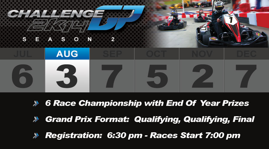 K1 Speed Challenge GP Season 2