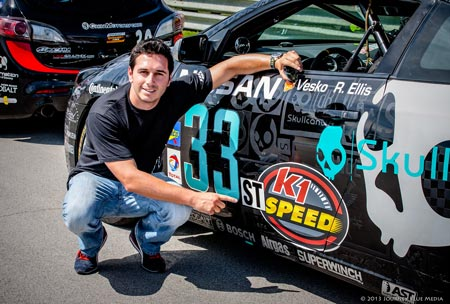 Patricio Skullcandy Team Nissan 2013
