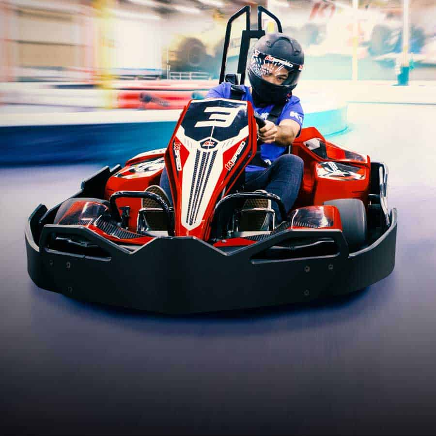 Arrive And Drive K1 Speed
