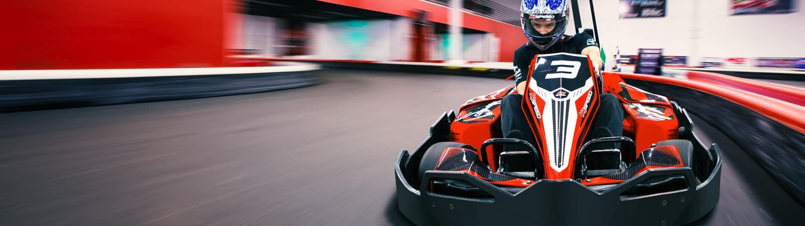 Indoor Karting Houston Pasadena Woodlands K1 Speed